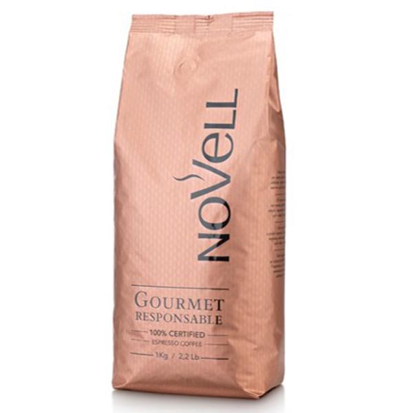 Café novell gourmet responsable