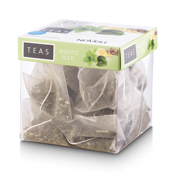 Infusión en frío Herbal & Teas Mojito Iced