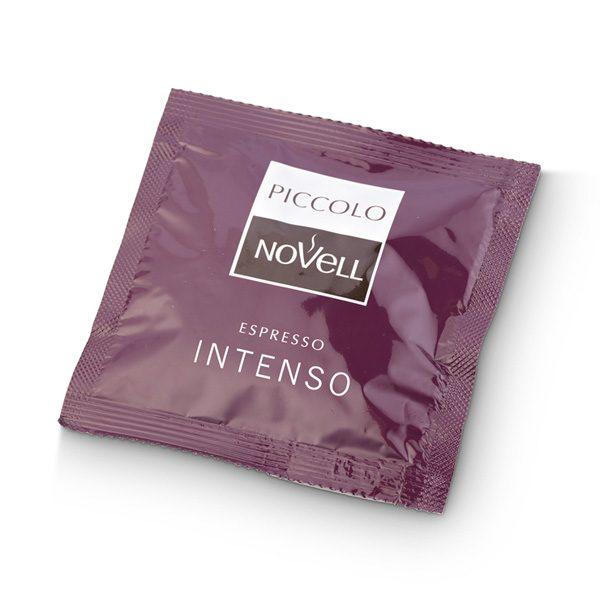 Monodosis Novell de café responsable.