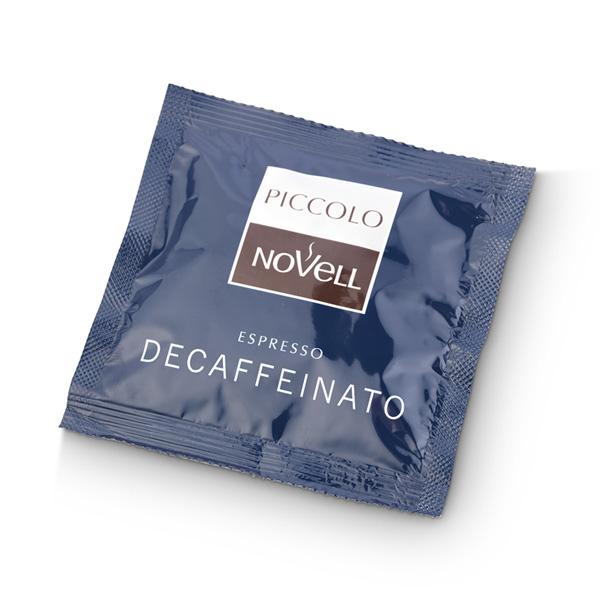 Monodosis café descafeinado Novell de café responsable