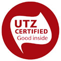 Certificado UTZ Certified good inside