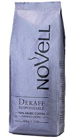 Café Novell descafeinado 100%