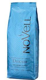 Café Novell descafeinado 100% arábica